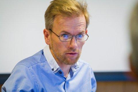 Lindåsrådmann Ørjan Raknes Forthun.