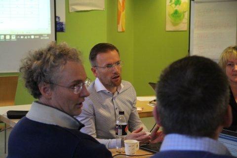 Vedtaket i formannskapet vart gjort i tråd med tilråding frå rådmann, Ørjan Raknes Forthun.