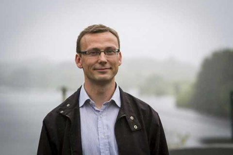 Mangeårig venstremedlem Frode Hervik har meldt seg ut av partiet. Arkivfoto