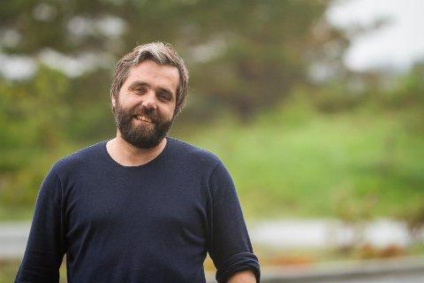 Viggo Randal, Utkant-sjefen