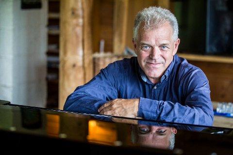 Rune Alver har gitt ein klaver-skatt nytt liv på ein ny CD.