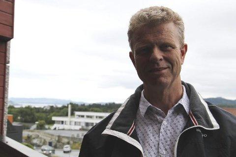 Cato Lyngøy er teknologidirektør i Lindås-firmaet Hauge Aqua.