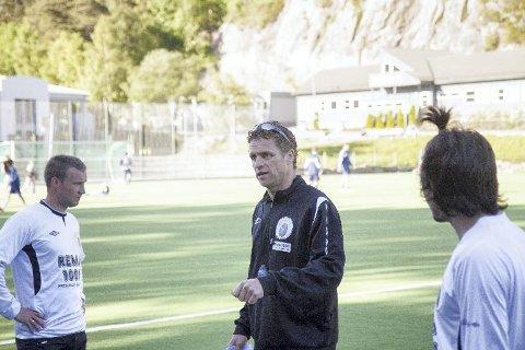 Trond Egil Soltvedt har ikkje opplevd tjuveri frå Meland Aktiv i løpet av sine ni år som dagleg leiar. Arkivfoto