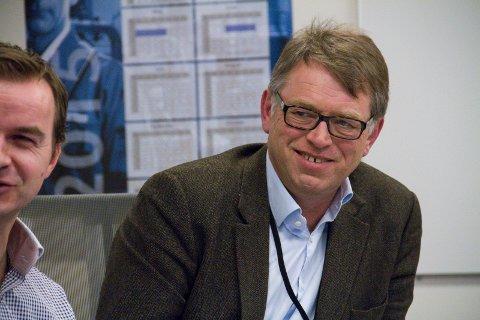Aministrerende direktør Frank Mohn, Oddbjørn Jacobsen??