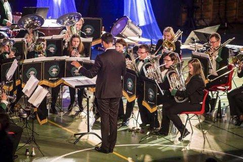 Manger Musikklag er tildelt 200 000 kroner i støtte av Norsk Kulturråd. Arkivfoto