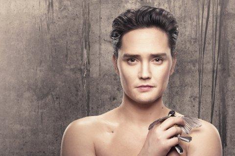 Hovudrolle: Frank Kjosås har hovudrolla som Jakoba i «Songfuglen».