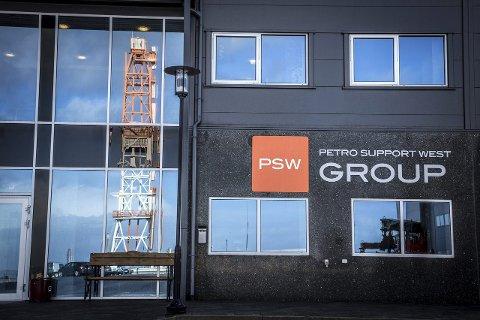 KJØPER OPP: PSW group kjøper opp konkurrentar, sjølv om det er tøffe tider.