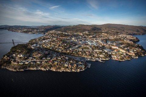 Lindås var klart den kommunen der innbyggjarane handla mest i 2019.