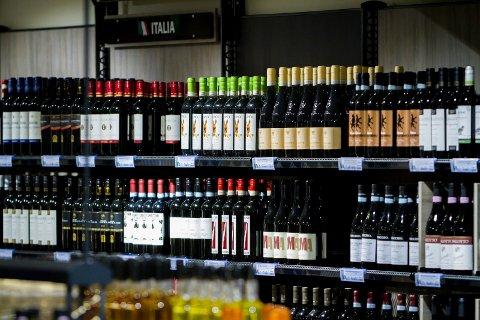 1. oktober setter Vinmonopolet ned prisene på en rekke rødviner og hvitviner. Illustrasjonsfoto: Arkiv