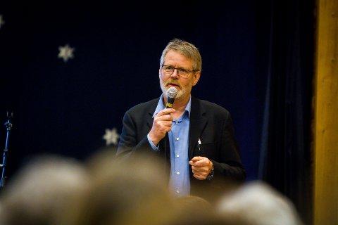 Masfjorden-ordførar Karstein Totland er den høgst prioriterte av Nordhordland sine kandidatar på nominasjonslista. Han er innstilt på 8. plass.