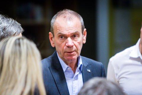 Kommunestyremøte Meland 13/12-2018. Nils Marton Aadland.