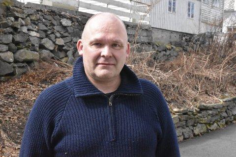 Jarle Næss er koordinerande tillitsvald i kommunesamanslåingsprosessen. Han fekk medhald frå dei fem andre hovudtillitsvalde då han tok opp sine bekymringar under førebuande fellesnemnd sitt møte måndag.