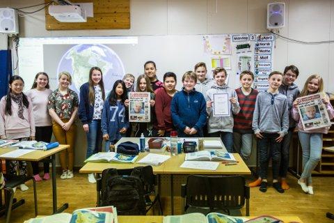 Vis med avis 2017