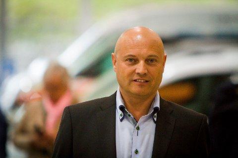 Kenneth Tveit, administrerande direktør Kverneland bil.