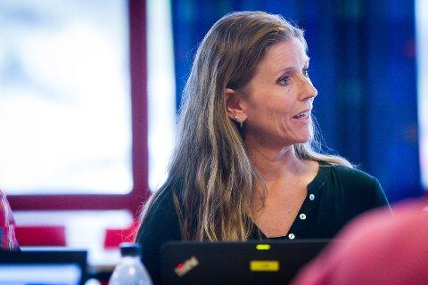 Formannskap Lindås 1/6-2017. Gro Anita Høgquist
