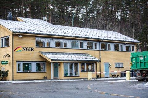 I november fekk NGIR Kjevikdalen besøk av fylkesmannen og brannvesenet.