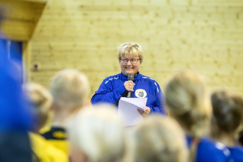 Kvernbit cup 2017. Gina Blomberg.