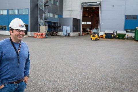 PSW Group på Mongstad. Oddbjørn Haukøy.