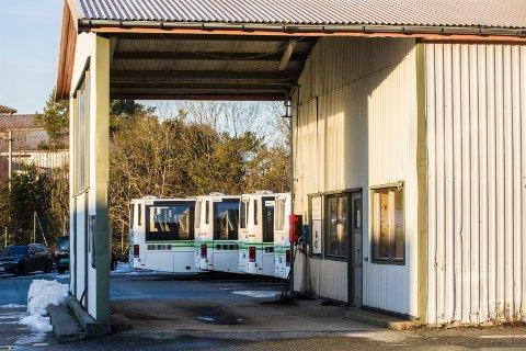 Bussar og bussanlegg må oppgraderast, men i kva grad er uvisst.