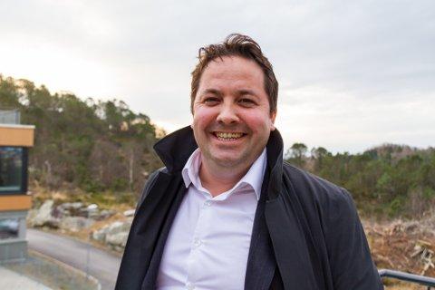 Dagleg leiar Oddbjørn Haukøy i PSW Group har god grunn til å smile når dei no legg bak seg det beste året i selskapet si historie. – Men det er viktig å understreke at det er steintøft i marknaden, og at det er kreativiteten og «stå på»-engasjementet i heile gruppa som gjer dette mogleg.