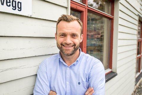 Hogne Haugsdal er nøgd med å ha tilsett Tanja Hoel.