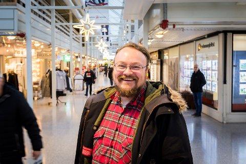 Bjarte Vatnøy (FrP) står på 6. plass til fylkestingsvalet til hausten.