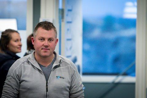 Norva24 Birkeland, her ved driftssjef Kenneth Birkeland, har inngått ei viktig kontrakt med Statoil Mongstad som varar ut 2020.