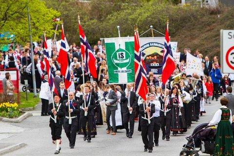 17.mai i Knarvik