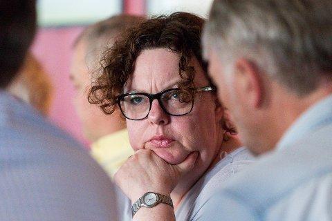 Nina Bognøy meiner det er tydeleg at Austrheim har sagt opp avtala.