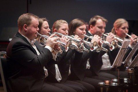 Eikanger-Bjørsvik musikklag.