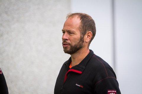 Brannsjef Karl Johannes Romarheim sin draumeferie er til Lofoten.