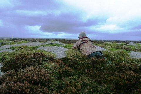 Avisa Nordhodland var med på hjortejakt på Fedje i 2009. Også i 2018 vil det vera lovleg hjortejakt på øya.