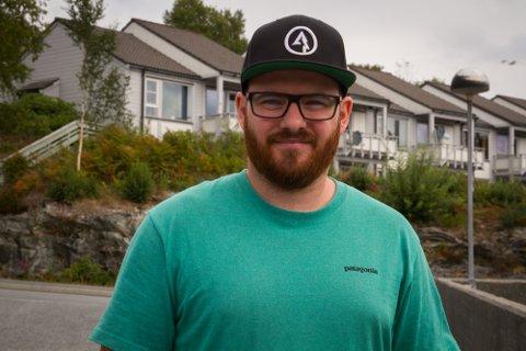 Ole Fiksdal er busett på Frekhaug, og viser fram Nordhordland på bilder til sine 17 tusen følgjarar på Instagram.
