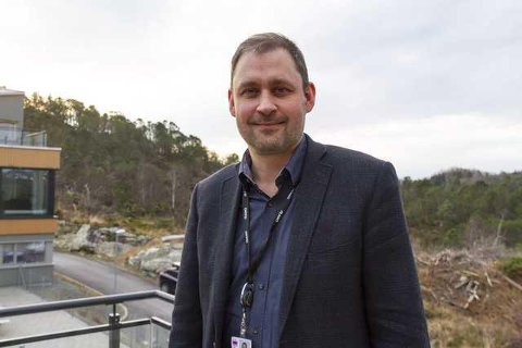 – Vi forventar vekst i 2018 samanlikna med 2017, og vi er optimistar for dei neste eitt til to åra, seier administrerande direktør for Framo Flatøy, Richard Sulen. Arkivfoto