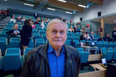 Premiere på Netflix-serien The Innocents i Modalen, fredag kveld. Torbjørn Trohaug