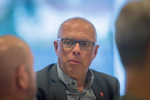Martin W. Kulild er ein av dei 13 som ønsker den nye rådmannsstillinga i Øygarden kommune.