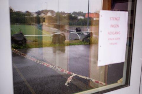 Onsdag vert treningsrommet opna att etter valdsepisoden søndag.
