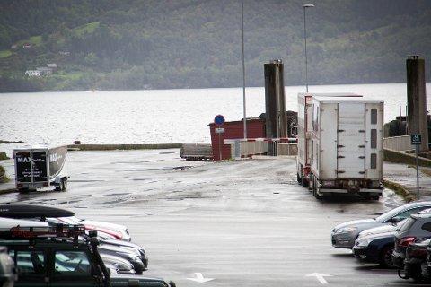 HOVUDINSPEKSJON: Fylket har overteke ansvaret for konstruksjonane som skal inspiserast i Knarvik.