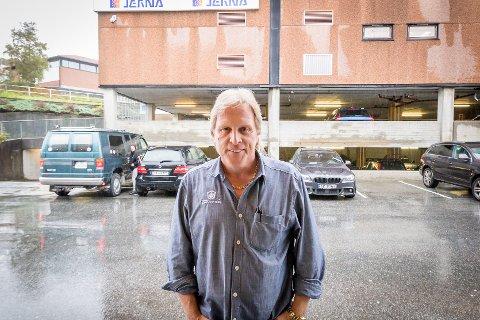 Avisa Nordhordland fekk 15 minutt åleina med captain Sig Hansen i Knarvik. Der fortalte han om sin pågåande turne og livet som fiskar i Alaska.