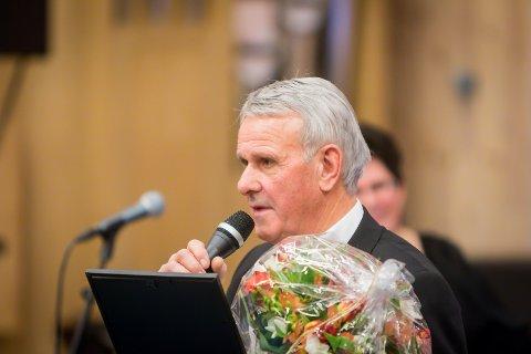 Knut Sagstad vart torsdag utnemd til det åttande æresmedlemmet i Meland musikklag.