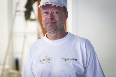 4. GENERASJON: Tom Larsen er fjerde generasjon hjå Rognaldsen. Han var driftssjef på bakeriet, no er han suspendert frå stillinga.