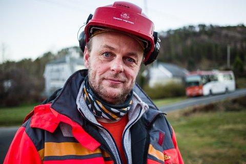 Håvard Dyrkolbotn er prosjektleiar for Nordhordlandspakken i Statens vegvesen.