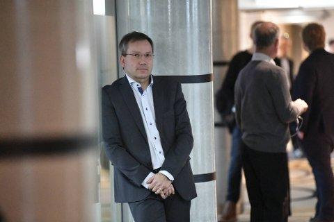 Administrerande direktør i Ferde, Trond Juvik, får kritikk.