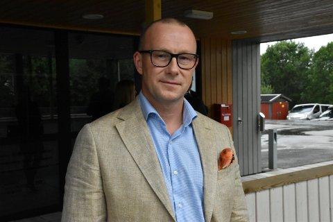 Lasse Ståløy og RadøyGruppen ventar på å få byrja forhandlingar med buet etter Bergen Group Hanøytangen, som gjekk konkurs i 2015.
