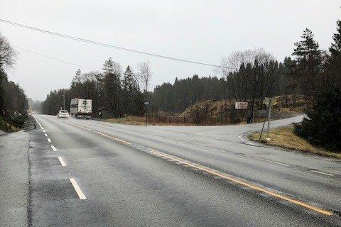 Torsdag hadde Statens vegvesen tungbilkontroll ved krysset til Kjeilen på Fv 57 i Lindås.