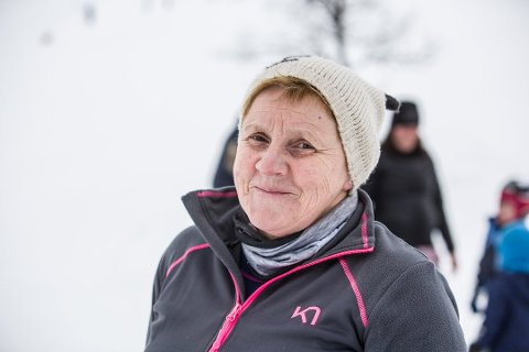 Leiar i skisentergruppa, Liv Øydis Trædal, håpar dei snart får opne anlegget.