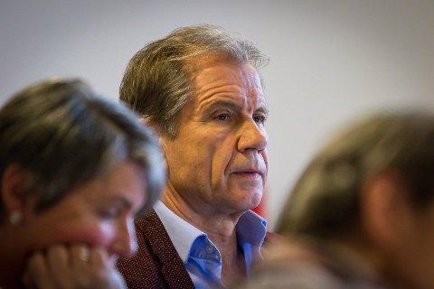 Karl Vågstøl (H) meiner FNB og Morten Klementsen kjem med feilinformasjon i debatten om Alver kommune skal gå inn i byvekstavtalen. Arkivfoto