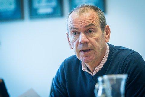Nils Marton Aadland er glad for at Frp vil samarbeida med dei dei neste fire åra.