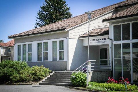 Nordhordland Folkehøgskole er særs populær.