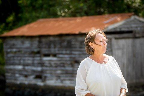 Lindåsordførar Astrid Aarhus Byrknes.